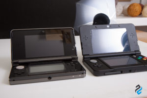 3DS i new 3DS