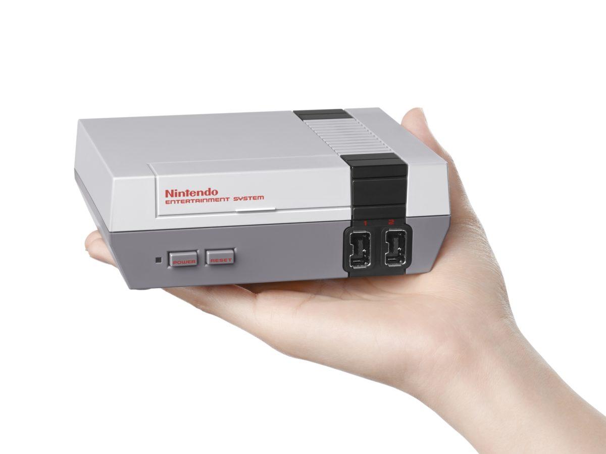 Nintendo NES Classic pilnie poszukiwany