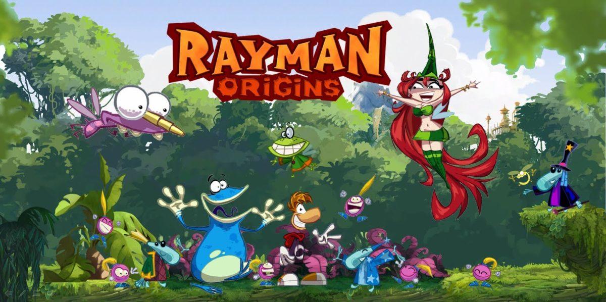 Rayman Origins za darmo od Ubisoft