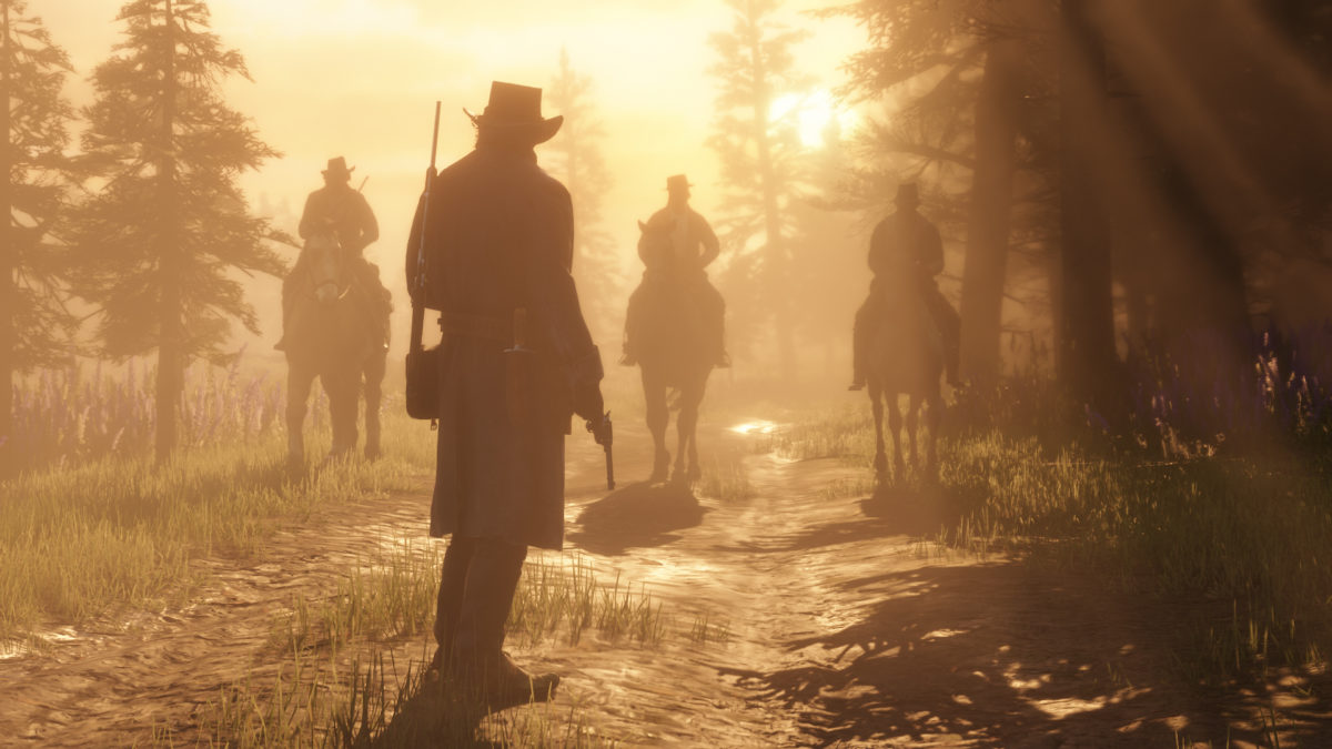 Red Dead Redemption 2: data premiery i screenshoty