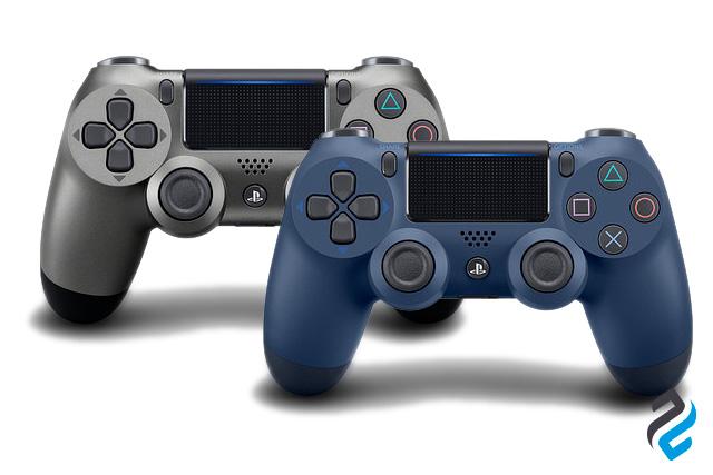 Nowe kolory kontrolerów DualShock 4