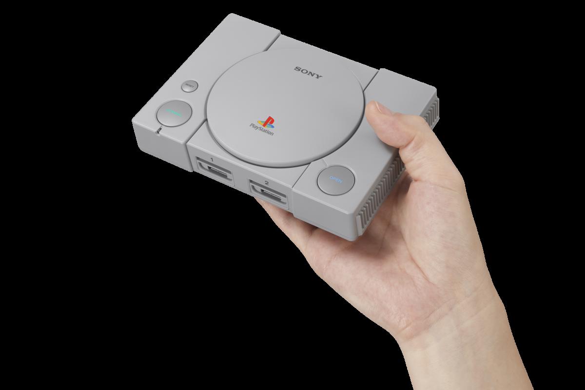 PlayStation Classic od Sony już w grudniu